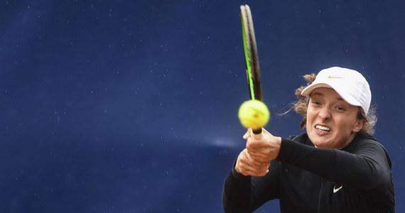 Iga Świątek wyróżniona w plebiscycie organizacji WTA na zagranie miesiąca! Internauci docenili kwietniową akcję Polki z półfinału turnieju w Lugano. To pierwsze takie wyróżnienie w karierze niespełna 18-letniej tenisistki.