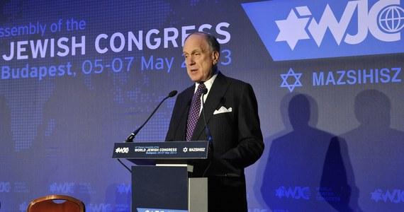 Światowy Kongres Żydów (WJC) w komunikacie dla prasy podkreślił, że jest wstrząśnięty napaścią na polskiego ambasadora w Izraelu Marka Magierowskiego, do której doszło w Tel Awiwie.