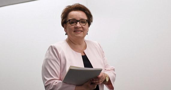 Podczas kwietniowego strajku nauczycieli kilkaset szkół odmówiło klasyfikacji uczniów. Łącznie poważnie zagrożonych brakiem klasyfikacji było 16 tys. przyszłych maturzystów - poinformowała minister edukacji narodowej Anna Zalewska.