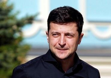 Ukraina: Zaprzysiężenie Zełenskiego 20 maja, dzień później niż chciał