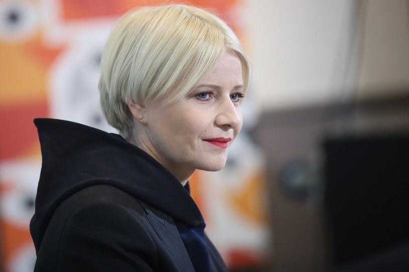 Gwiazda polskiej telewizji Małgorzata Kożuchowska planuje nagrać płytę z piosenkami i kołysankami dla dzieci. Jak aktorka wpadła na ten pomysł?