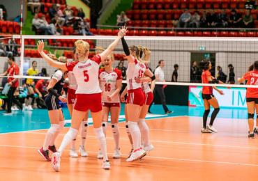 Sukces polskich siatkarek. Zagrają w finale turnieju w Montreux!