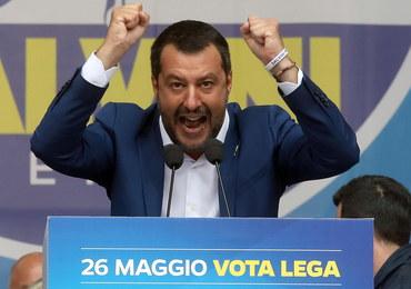 Salvini: Trzeba wyzwolić Europę spod nielegalnej okupacji