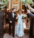 Klaudia Szafrańska i Józef Pawłowski wzięli ślub