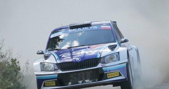 Liderzy klasyfikacji generalnej mistrzostw Europy Łukasz Habaj z pilotem Danielem Dymurskim (Skoda Fabia R5) otrzymali pierwszy numer startowy w Rajdzie Lipawy, który zostanie rozegrany w nadchodzący weekend na Łotwie.