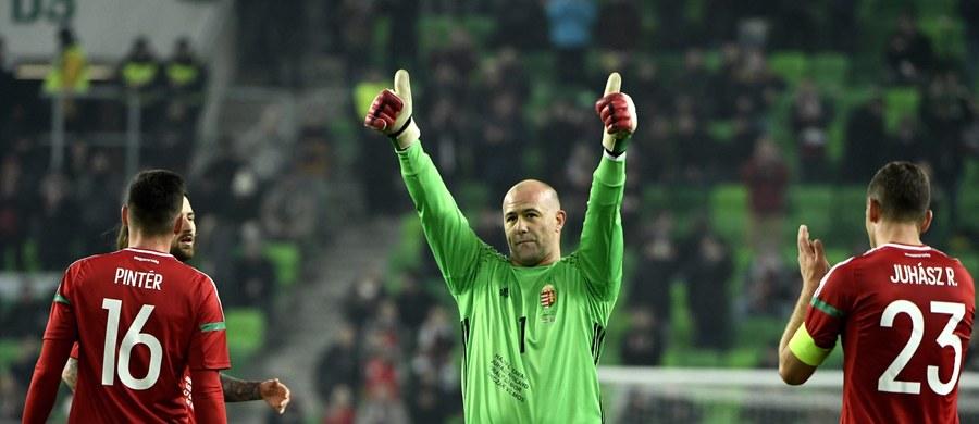 Węgierski bramkarz Gabor Kiraly kończy karierę. Z reprezentacją narodową pożegnał się w sierpniu 2016 roku, ale ostatnio grał jeszcze w klubie Szombathelyi Haladas.