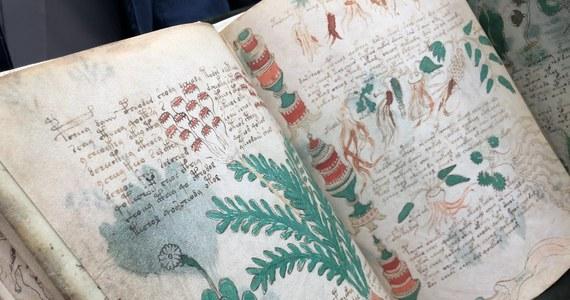 Prawie 9 tysięcy złotych. Tyle kosztuje kopia jednego z najbardziej sensacyjnych manuskryptów w historii, dostępna na Warszawskich Targach Książki. Chodzi o XV-wieczny Manuskrypt Wojnicza - od nazwiska Polaka, który go odnalazł, Michała Wojnicza. Do tej pory nie wiadomo, o czym jest ponad 200 stronicowa księga. Wciąż nie udało się rozpoznać języka, w jakim została napisana.