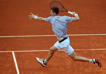 French Open. Hubert Hurkacz zagra z Djokovicem