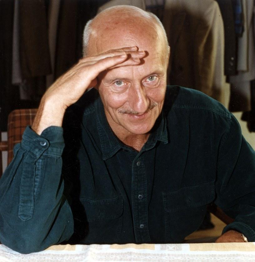 """Równie świetnie grał wielkie role dramatyczne, jak i komediowych """"wariatów"""". W niedzielę, 26 maja, mija dziesiąta rocznica śmierci Marka Walczewskiego."""