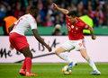 Puchar Niemiec. RB Lipsk - Bayern Monachium 0-3 w finale. Dwa gole Lewandowskiego
