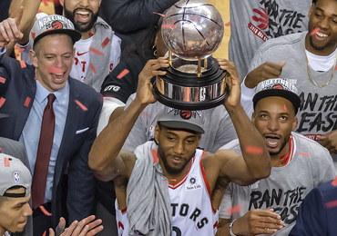 """Toronto Raptors po raz pierwszy w finale NBA. """"To był rodzaj transu"""""""