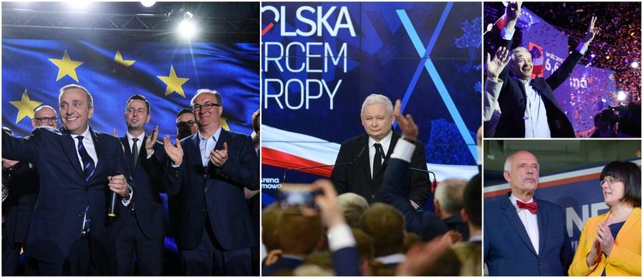 26 maja Polacy wybrali 52 posłów do Parlamentu Europejskiego! Do urn ruszyli tłumnie: frekwencja wyniosła 43 procent, co jest absolutnym rekordem, jeśli chodzi o wybory europejskie w naszym kraju. Na RMF 24 na bieżąco informowaliśmy Was o wydarzeniach wyborczej niedzieli: zobaczcie zapis naszej specjalnej relacji na żywo!