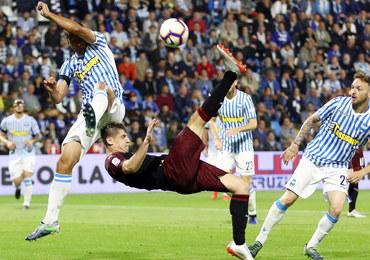 Finisz ligi włoskiej: Krzysztof Piątek z Milanem poza Ligą Mistrzów