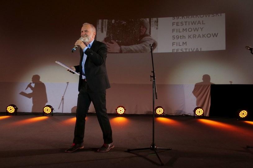 """Uroczystą galą w kinie Kijów.Centrum i projekcją filmu dokumentalnego """"Wiatr. Thriller dokumentalny"""" Michała Bielawskiego rozpoczął się w niedzielę, 26 maja, wieczorem przy pełnej sali 59. Krakowski Festiwal Filmowy."""