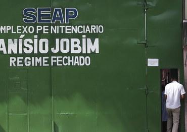 Brazylia: 40 ofiar zamieszek w więzieniach. Wszyscy zostali uduszeni