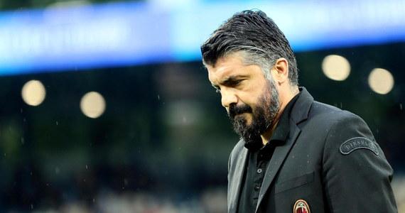 AC Milan potwierdził informację podaną wcześniej przez włoskie media - trener Gennaro Gattuso, który miał jeszcze dwuletni kontrakt, odchodzi ze stanowiska trenera tego klubu. Od stycznia piłkarzem mediolańskiego zespołu jest Krzysztof Piątek.