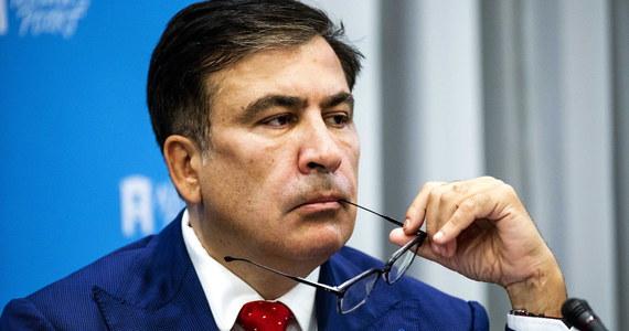 Były prezydent Gruzji Micheil Saakaszwili - któremu nowy prezydent Ukrainy Wołodymyr Zełenski przywrócił ukraińskie obywatelstwo, po wydaleniu z tego kraju w lutym 2018 roku - powrócił do Kijowa.