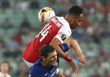 Finał Ligi Europy: Chelsea pokonało Arsenal 4:1