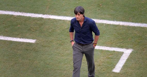 Joachim Loew nie poprowadzi reprezentacji Niemiec w czerwcowych meczach eliminacji Euro 2020 - poinformowała tamtejsza federacja piłkarska (DFB). Trener miał wypadek. Jak zapewniają niemieccy działacze piłkarscy Loew czuje się dobrze.