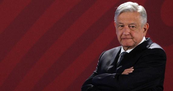Prezydent Meksyku Andres Manuel Lopez Obrador wyraził przekonanie, że USA zrewidują zamiar zapowiedzianego przez prezydenta Donalda Trumpa radykalnego podnoszenia ceł na meksykańskie towary jako sankcji za przepuszczanie nielegalnych imigrantów do Stanów Zjednoczonych.