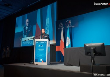 Europejska Konferencja Interpolu w Katowicach za nami. O czym dyskutowali policjanci?