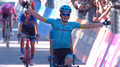 Giro d'Italia. Pello Bilbao zwycięzcą 20. etapu. Wideo