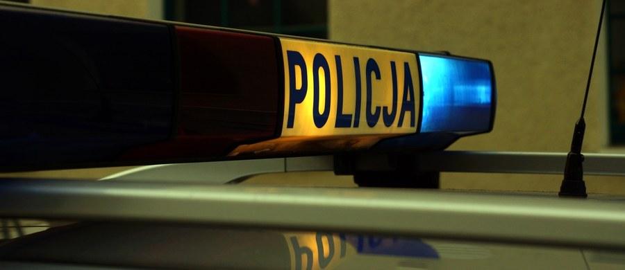 Policja szuka uczestników nocnej strzelaniny w Bolesławcu na Dolnym Śląsku. Broni użył jeden z mężczyzn, którzy szarpali się z ochroniarzami dyskoteki.
