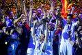 LM piłkarzy ręcznych. Vardar Skopje - Telekom Veszprem 27-24 w finale