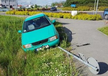 5 promili i brak prawa jazdy. 44-latek szalał po Ostrołęce