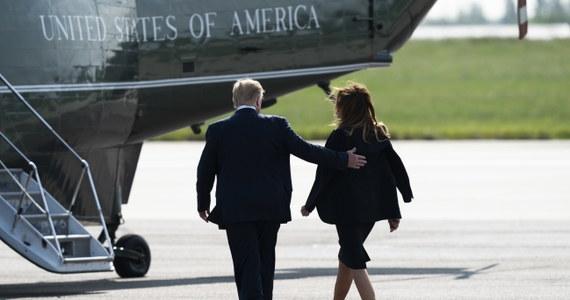 """Od dyplomatycznego zgrzytu rozpoczął Donald Trump trwającą trzy dni wizytę w Wielkiej Brytanii. Amerykański prezydent nazwał burmistrza Londynu Sadiqa Khana """"kompletnym nieudacznikiem"""" (ang. stone-cold loser)."""