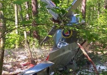 Śledztwo w sprawie tragicznego wypadku samolotu pod Kłobuckiem