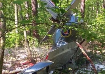 Są wstępne wyniki sekcji zwłok pilota, który zginął w wypadku samolotu pod Kłobuckiem