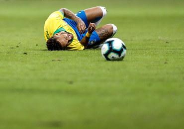 Neymar nie wystąpi w Copa America