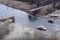 """Dla złomiarzy nie ma rzeczy niemożliwych: 56-tonowy most dosłownie """"wyparował"""""""