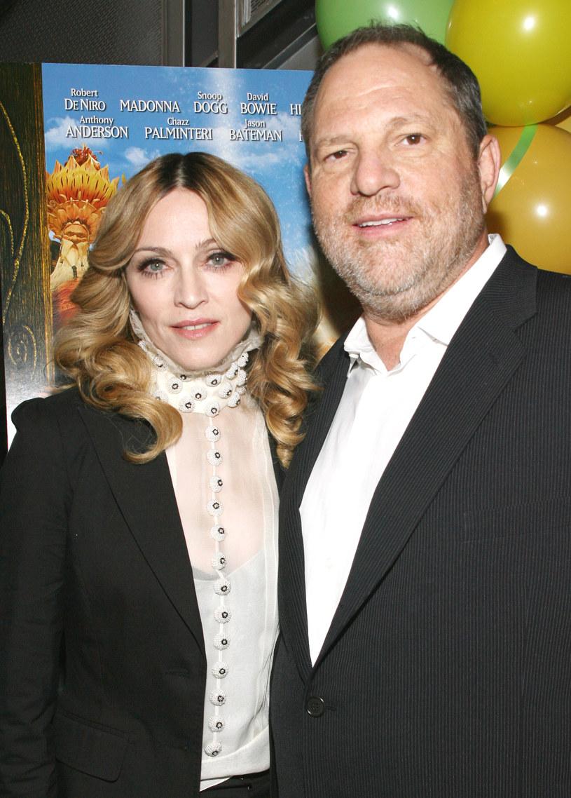 Madonna zdradziła, że znany z wykorzystywania seksualnego kobiet Harvey Weinstein, także wobec niej przekroczył pewne granice. Dlatego też gwiazda czuła satysfakcję, kiedy znany producent filmowy został oficjalnie oskarżony i pociągnięty do odpowiedzialności.