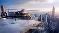 Uber rozpocznie transport helikopterem już w lipcu 2019 roku