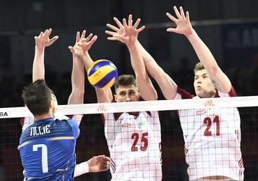 Liga Narodów: Polscy siatkarze przegrali z Francją