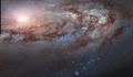 Zbliża się do nas niezwykła galaktyka?