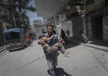 Syria: Nasilają się walki o Idlib. 83 ofiary śmiertelne w ciągu 2 dni