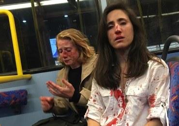 """Para lesbijek pobita w autobusie w Londynie. """"Obrzydliwy, mizoginiczny atak"""""""