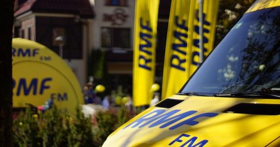 Środa Śląska była dziś Twoim Miastem w Faktach RMF FM. Nasze żółto-niebieskie miasteczko mogliście znaleźć na pl. Wolności niedaleko ratusza.