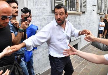 """""""FT"""": Salvini może doprowadzić do rozpadu strefy euro"""