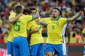Brazylia - Honduras 7-0 w piłkarskim meczu towarzyskim