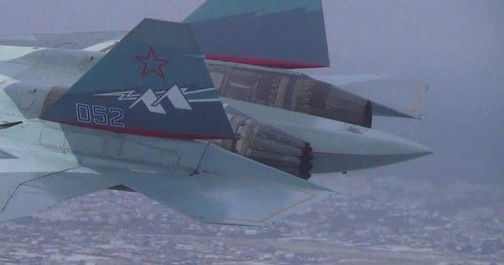 W Rosji za sterami myśliwców naddźwiękowych mają pojawić się kobiety. To będzie rewolucja. Dotąd pilotami bojowych samolotów byli jedynie mężczyźni.