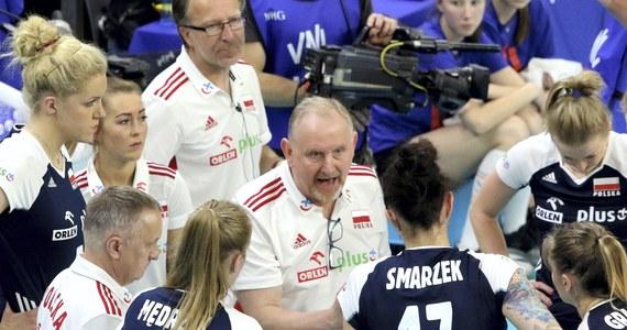 Polskie siatkarki przegrały w chińskim Jiangmen z Turcją 2:3 (25:22, 25:18, 16:25, 20:25, 12:15) w ostatnim meczu czwartego turnieju Ligi Narodów. To było piąta porażka drużyny trenera Jacka Nawrockiego, która odniosła też siedem zwycięstw.