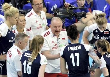 Liga Narodów siatkarek: Polska - Turcja 2:3