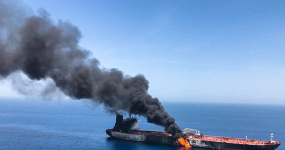 Iran odrzucił oskarżenia Stanów Zjednoczonych o przeprowadzenie czwartkowych ataków na dwa tankowce w Zatoce Omańskiej. Wcześniej Iran został obwiniony o ataki przez sekretarza stanu USA Mike'a Pompeo, który wyraził tę opinię na podstawie m.in. informacji wywiadowczych oraz rodzaju użytej broni.