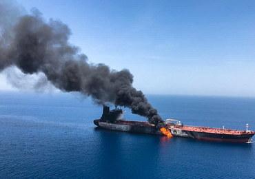Iran odrzuca oskarżenia USA o przeprowadzenie ataków w Zatoce Omańskiej