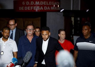 """Neymar przesłuchany ws. oskarżeń o gwałt. """"Jestem spokojny"""""""