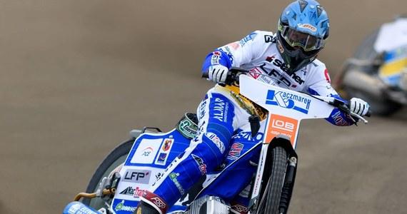 Janusz Kołodziej wygrał pierwsze w karierze zawody Grand Prix na żużlu. W sobotę 35-letni zawodnik triumfował w trzeciej rundzie mistrzostw świata w Pradze. Drugi był Duńczyk Leon Madsen, a trzeci Patryk Dudek, lider klasyfikacji generalnej cyklu.